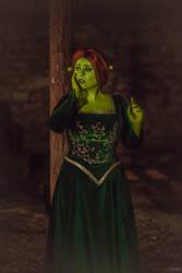 Ogre princess by LadyArcade