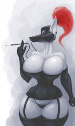 Mistress by DarkAldebaran