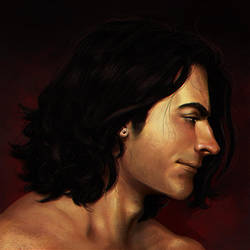 William Profile by elayne-neves
