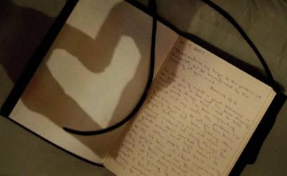 Dear diary, with love by auburnrose