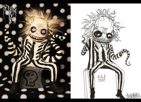 Beetlejuice by static--death