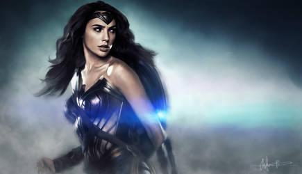 Wonder woman by Sofieinuk