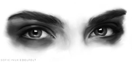 some quick eyes by Sofieinuk