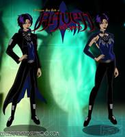 Raven - Beyond by ReverendTrigster