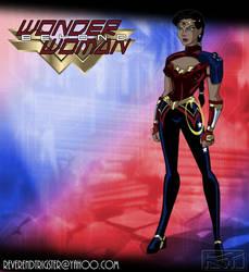 Wonder Woman - Beyond 2 by ReverendTrigster
