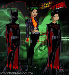 Batgirl Beyond - Redux by ReverendTrigster