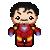 Avengers - Iron Man - Avatar by Mibu-no-ookami