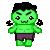 Avengers - Hulk - Avatar by Mibu-no-ookami