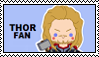 Stamp - Thor Fan by Mibu-no-ookami