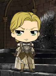 Game Of Thrones - Jaime Lannister by Mibu-no-ookami