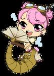 SeaGears - Little Krill by Mibu-no-ookami