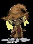 Scarecrow by Mibu-no-ookami