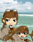SeaGears - Steam Sis' by Mibu-no-ookami