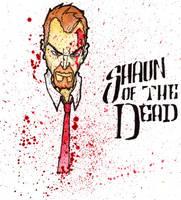 Shaun of the Dead Revisited by happyorangutan