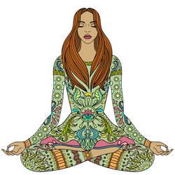 Meditation by Blolstolf