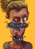 Betweenhood cover art by DVan7