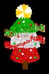 Feliz Navidad card 2013 by Christopia1984