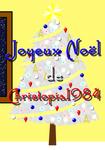 Joyeux Noel card 2013 by Christopia1984