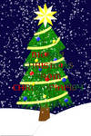 Christmas card 2014 by Christopia1984
