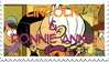 Lincoln and Ronnie Anne Stamp by Christopia1984