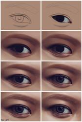 Taemin (SHINee) by TYV-ART