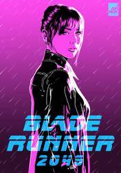 Joi - Blade Runner 2049 by IAmNoxArt