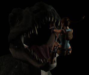 Classic battle by tombraider4ever