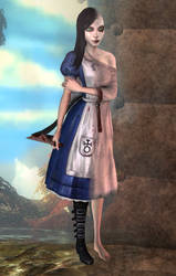 Alice Madness Returns 2 by tombraider4ever