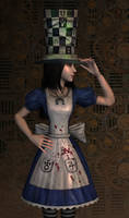 American McGee's  Alice by tombraider4ever