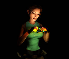 The Vision by tombraider4ever