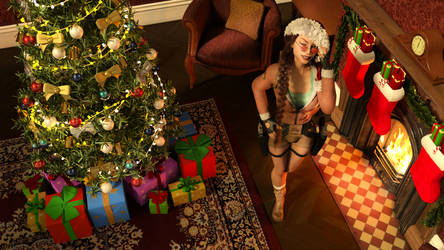 Merry Christmas and a Happy New Year! by tombraider4ever