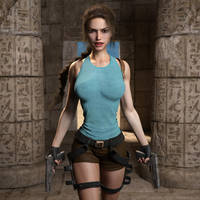 Anniversary Lara 7 by tombraider4ever