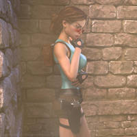 Classic Raider 183 by tombraider4ever