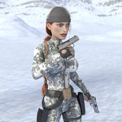 Classic Raider 191 by tombraider4ever