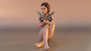 Lara 2 by tombraider4ever