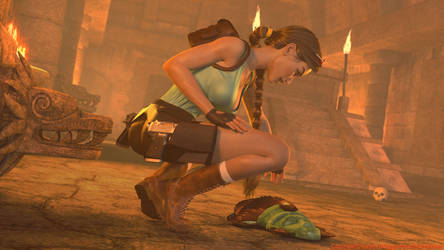 Aha!  by tombraider4ever