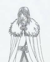 Warrior King by KidaGreenleaf
