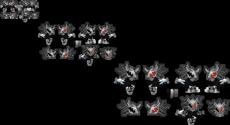 Infinite sprite preview by DeathBoneDragon666