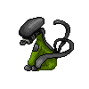 Second Pixelart - Xenocat by WorldBuilder-V