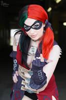 Harley Quinn IV by EnchantedCupcake