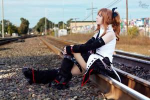 Goth-Punk Lolita Mikuru II by EnchantedCupcake