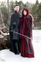 Game of Thrones III by EnchantedCupcake