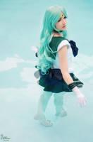 Sailor Neptune I by EnchantedCupcake