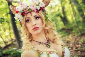 Kirin Faun III by EnchantedCupcake