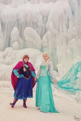Frozen I by EnchantedCupcake