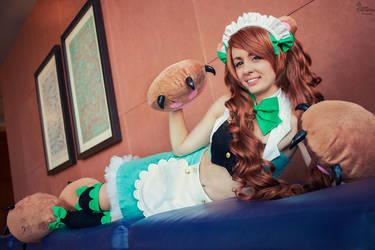 Lulu Yurigasaki I by EnchantedCupcake
