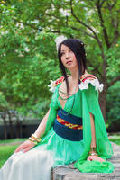 Mulan I by EnchantedCupcake