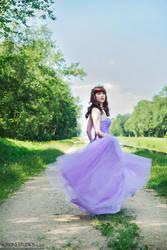 Lilac Cinderella I by EnchantedCupcake