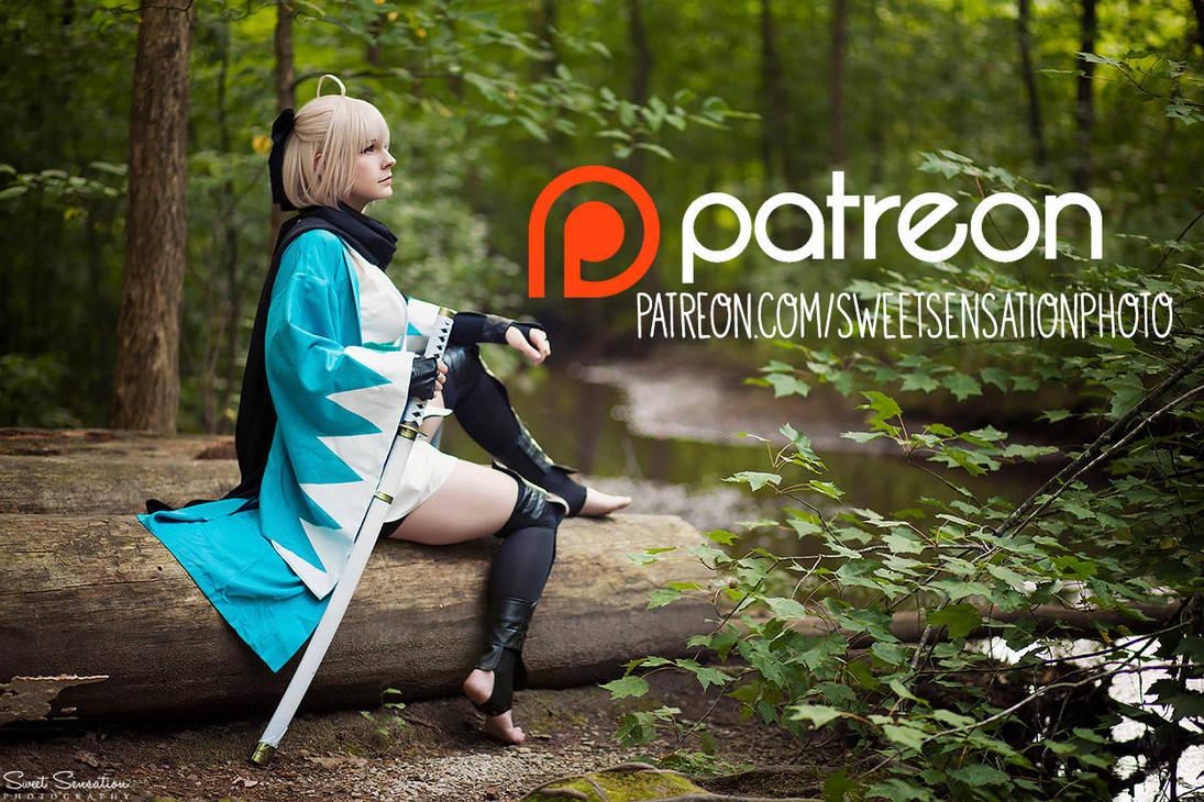 Follow me on Patreon - It's free! by EnchantedCupcake
