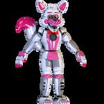 Funtime Foxy V5 by Bantranic